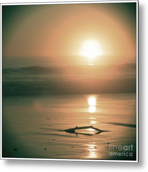 Sunset Metal Print featuring the photograph A Classic Sunset by Paul Topp