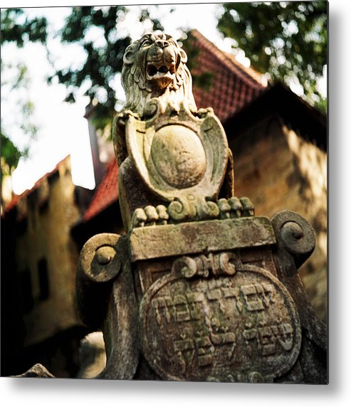 Europe Metal Print featuring the photograph Ancient Protector by Leonid Rozenberg