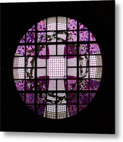 Finland Metal Print featuring the photograph At The Cathedral Of Tampere by Jouko Lehto