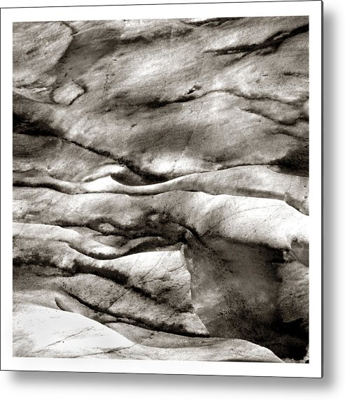 Travel Metal Print featuring the photograph Glacial Ice by Jeff Leland
