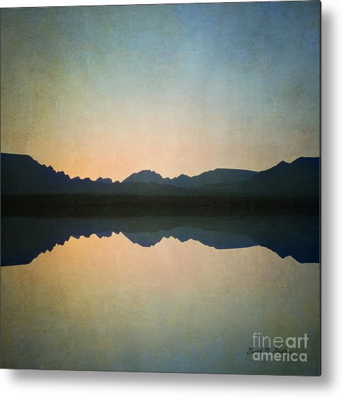 Sunset Metal Print featuring the photograph Sunset IIi by Dave Gordon