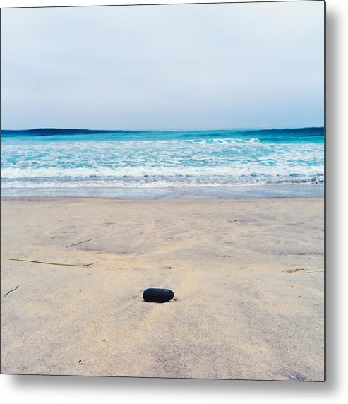 Torrey Pines Metal Print featuring the photograph Torrey Pines Beach by Tanya Harrison