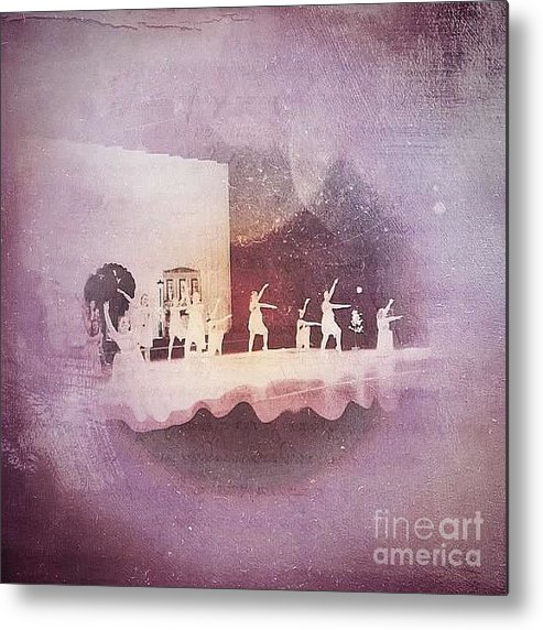 Troupe Metal Print featuring the photograph Troupe by Beth Williams