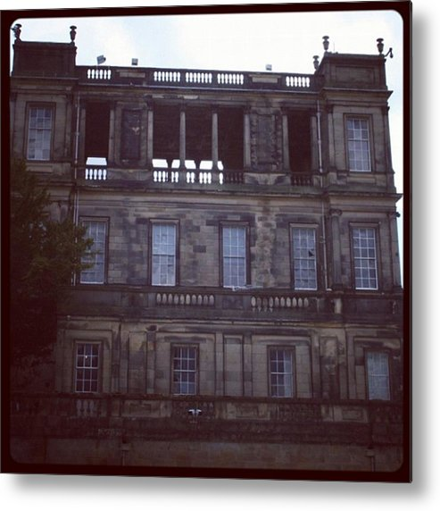 Metal Print featuring the photograph Chatsworth by Chris Jones