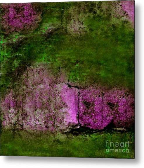 Metal Print featuring the digital art Integrity Change by Mihaela Stancu