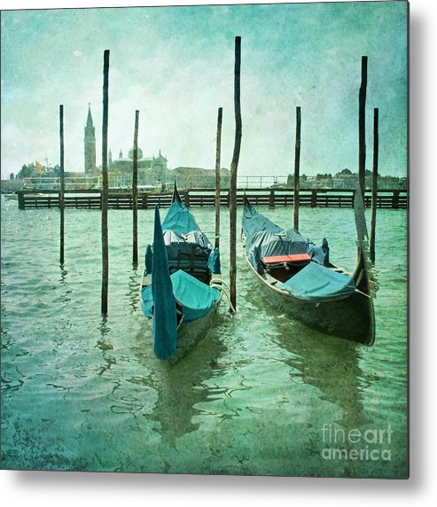 Venice Metal Print featuring the photograph Venice by Paul Grand
