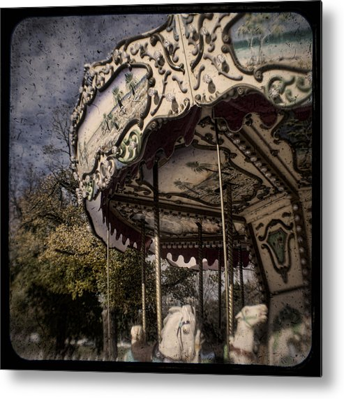 Ttv Metal Print featuring the photograph Abandoned Wonder by Andrew Paranavitana