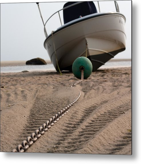Seascape Metal Print featuring the photograph Chain Prints by Sam Smyth