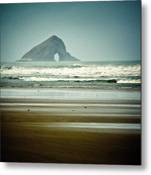 Seascape Metal Print featuring the photograph Ninety Mile Beach by Dave Bowman