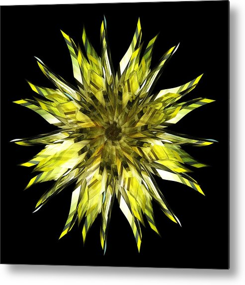 Aiden Humphrey Metal Print featuring the digital art Pervigeo 3 by Aiden Humphrey