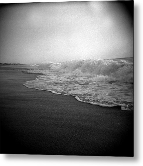 Ocean Metal Print featuring the photograph Ripple Effect by Jean Macaluso