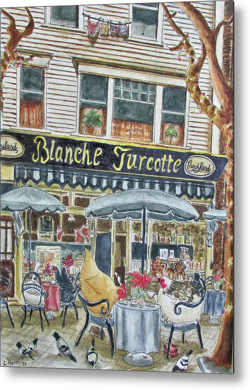 Coffee at Blanche's by CG Rain