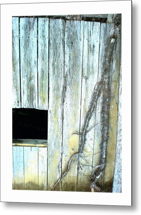 Virginia Metal Print featuring the photograph Virginia Barn by Suzanne Fenster