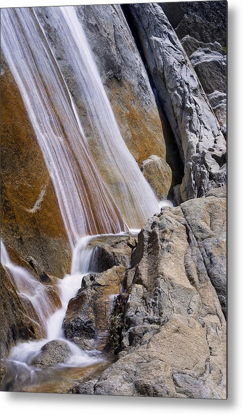 Yosemite Metal Print featuring the photograph Devils Bathtub Yosemite by Jim Dohms