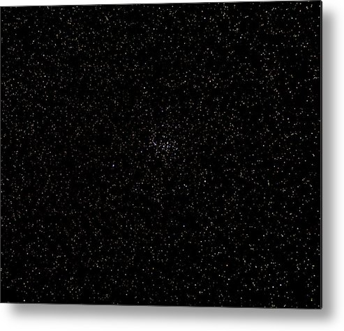 Cluster Metal Print featuring the photograph Beehive Open Cluster In The Cancer Constellation by Rev. Ronald Royer/science Photo Library