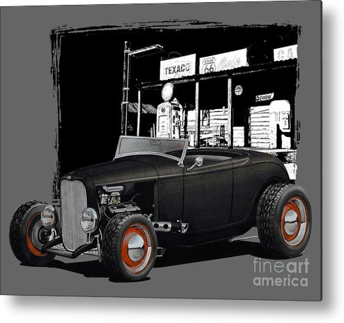 Hooded 1932 Duece Roadster Coupe Car Sweatshirt  All Colors Hot Rod 32 HOODIE