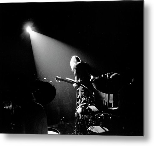 People Metal Print featuring the photograph The Allman Brothers In South Carolina by Michael Ochs Archives