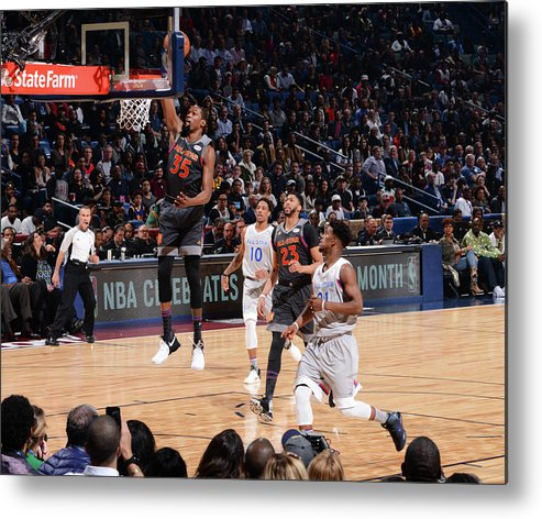 Event Metal Print featuring the photograph Kevin Durant by Jesse D. Garrabrant