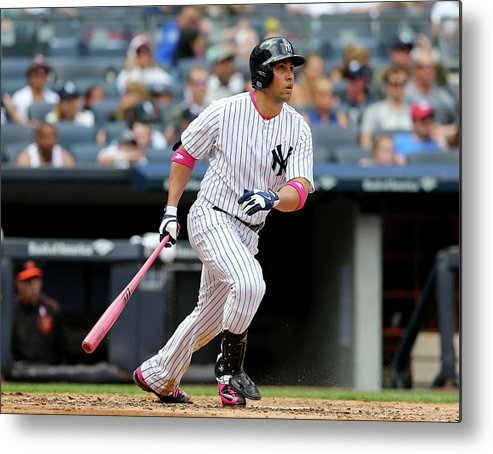 Mother's Day Metal Print featuring the photograph Carlos Beltran by Elsa