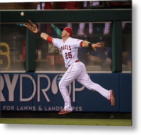 People Metal Print featuring the photograph Daniel Nava by Matt Brown