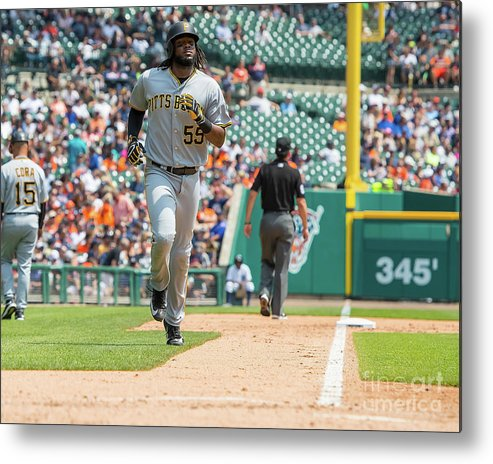 People Metal Print featuring the photograph Josh Bell by Dave Reginek