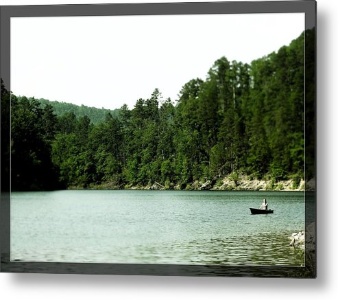 Lake Metal Print featuring the photograph Photograph by Anandi Godse