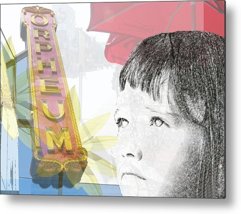 Memphis Metal Print featuring the photograph Dreams of Memphis by Amanda Barcon
