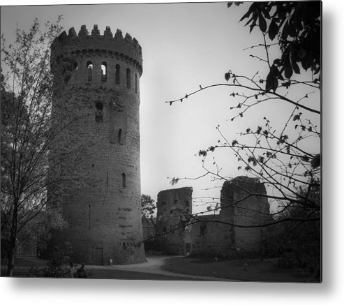 Ireland Metal Print featuring the photograph Nenagh Castle County Tipperary Ireland by Teresa Mucha