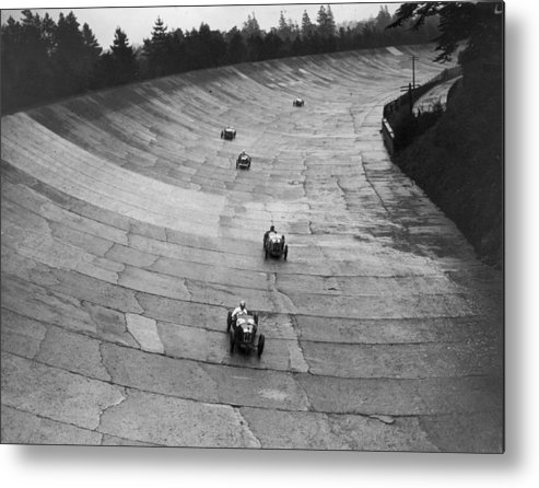 Speed Metal Print featuring the photograph Need For Speed by E. F. Corcoran