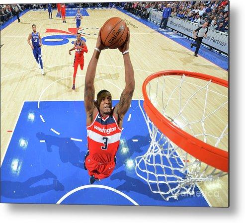 Nba Pro Basketball Metal Print featuring the photograph Bradley Beal by Jesse D. Garrabrant