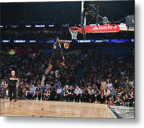 Event Metal Print featuring the photograph Deandre Jordan by Jesse D. Garrabrant