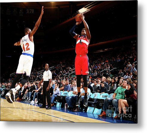 Nba Pro Basketball Metal Print featuring the photograph Danuel House by Nathaniel S. Butler