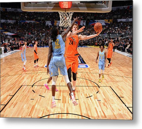 Event Metal Print featuring the photograph Dillon Brooks by Jesse D. Garrabrant