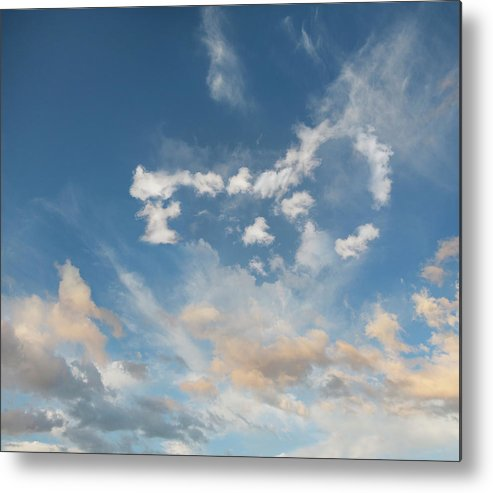 California Metal Print featuring the photograph The Key To Cloud Computing by John Lund