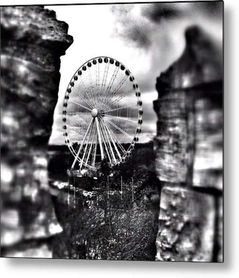 Building Metal Print featuring the photograph Instagram Photo by Ritchie Garrod