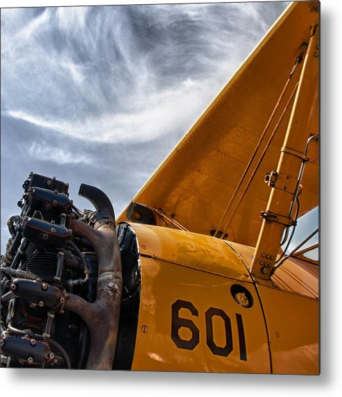 Airplanes Metal Print featuring the photograph Aero Machine 2 by Nathan Larson
