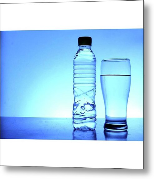 Stockphoto Metal Print featuring the photograph Sold Again! This Time At by Jun Pinzon