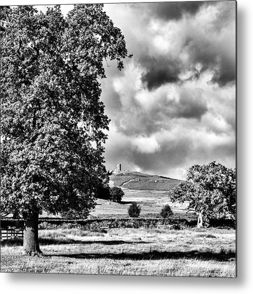 Parkland Metal Print featuring the photograph Old John Bradgate Park by John Edwards