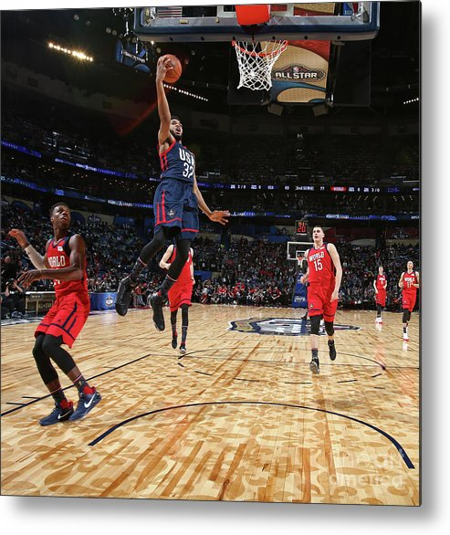 Event Metal Print featuring the photograph Bbva Compass Rising Stars Challenge 2017 by Nathaniel S. Butler