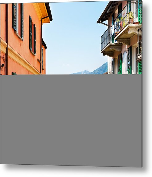 Italian Culture Metal Print featuring the photograph Italian Village by Tomml
