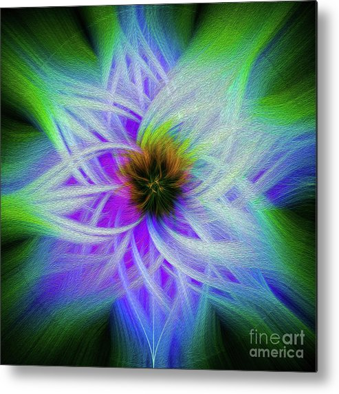 Art Print Metal Print featuring the digital art Magnificent Wonder 2 by Kenneth Montgomery