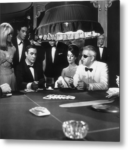 People Metal Print featuring the photograph Thunderball by Macgregor