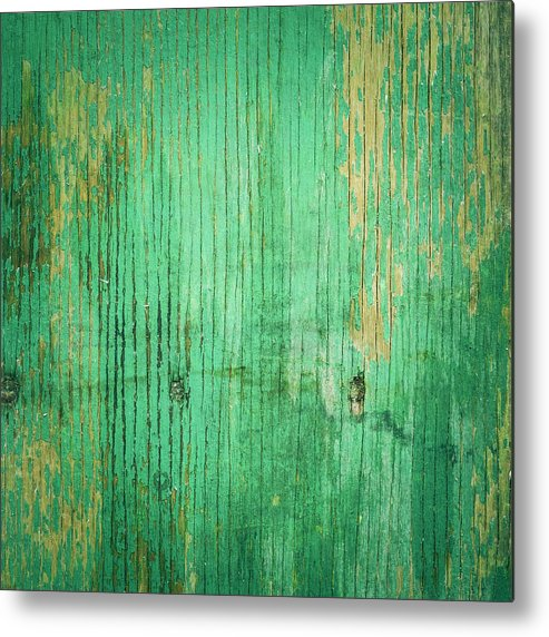Unhygienic Metal Print featuring the photograph Wooden Texture by Thepalmer