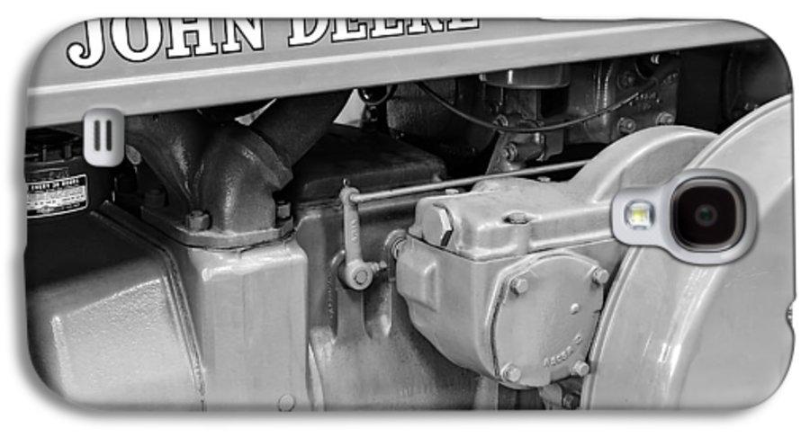 Diesel Galaxy S4 Case featuring the photograph John Deere Diesel by Susan Candelario