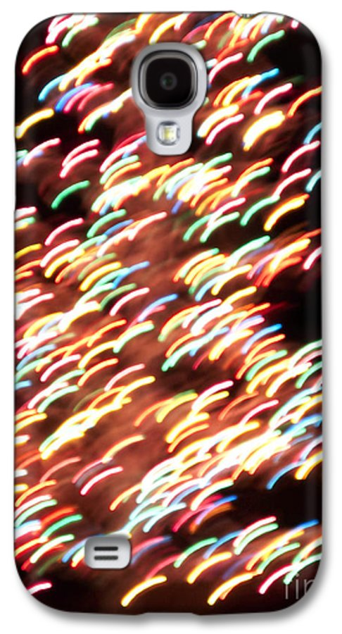 Abstract Galaxy S4 Case featuring the photograph Abstract by Tony Cordoza