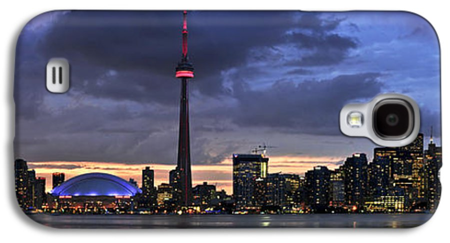 Toronto Galaxy S4 Case featuring the photograph Toronto Skyline by Elena Elisseeva