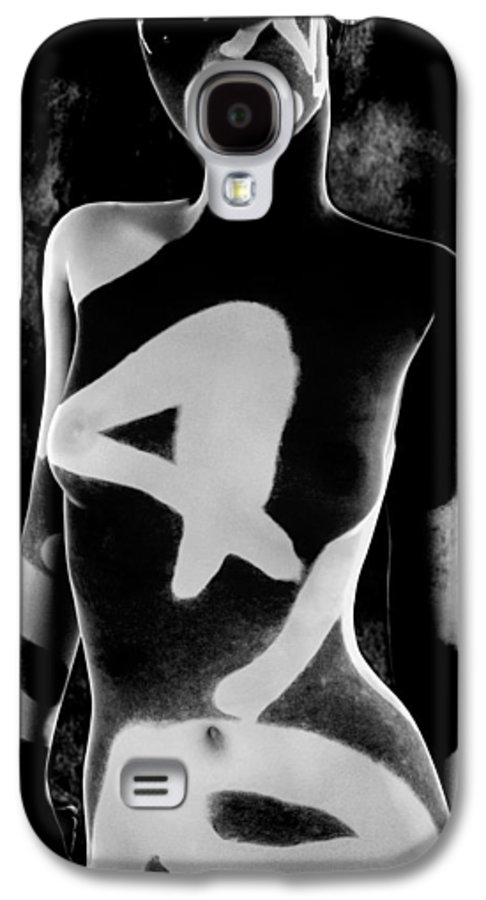 Woman Galaxy S4 Case featuring the photograph 4 by Bob Orsillo