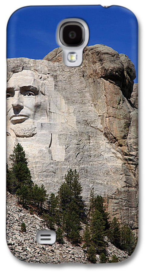 Abe Galaxy S4 Case featuring the photograph Mount Rushmore by Frank Romeo