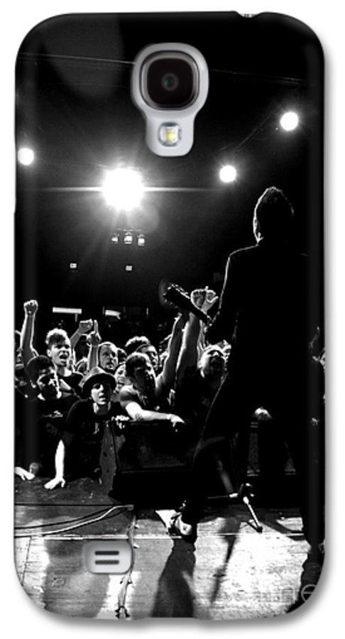 Antiflag Galaxy S4 Case featuring the photograph Untitled by Chiara Corsaro