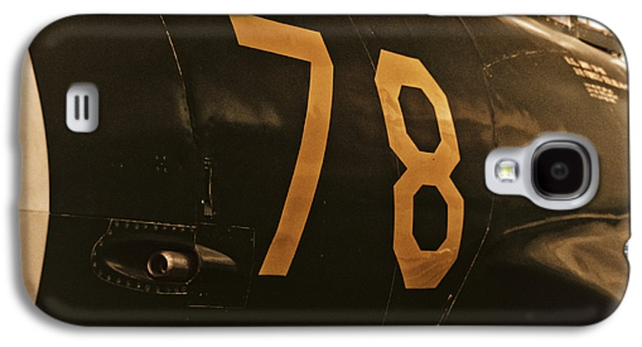 Lockheed Xp-80 Galaxy S4 Case featuring the photograph 78 by Christi Kraft
